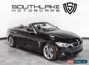 2015 BMW 4-Series Base Convertible 2-Door for Sale
