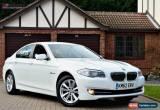 Classic 2012 BMW 5 Series 2.0 520d SE 4dr for Sale