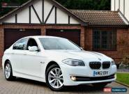 2012 BMW 5 Series 2.0 520d SE 4dr for Sale