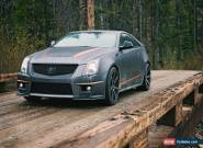Cadillac: CTS CTS-V Coupe for Sale