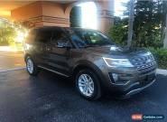 2016 Ford Explorer XLT Sport Utility 4-Door for Sale
