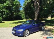 2010/60 BMW 325 2 Door Coupe 3.0 Turbo Diesel M Sport Auto Blue for Sale