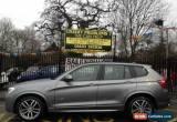 Classic 2015 64 BMW X3 2.0 XDRIVE20D M SPORT 5D AUTO 188 BHP DIESEL for Sale