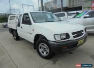1998 Holden Rodeo TF R9 LX White Automatic 4sp A Utility for Sale
