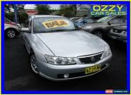 2004 Holden Berlina VY II Silver Automatic 4sp A Sedan for Sale