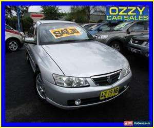Classic 2004 Holden Berlina VY II Silver Automatic 4sp A Sedan for Sale