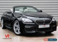 2014 (14) BMW 6 SERIES 3.0 640D M SPORT 2DR Automatic for Sale
