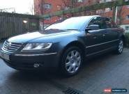 2004 Volkswagen Phaeton 3.2 V6 4dr Grey Fully Loaded Auto Quick Sale for Sale