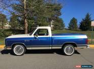 1984 Dodge Other Pickups 2 Door for Sale