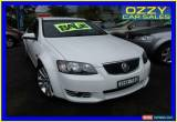 Classic 2012 Holden Commodore VE II MY12.5 Z-Series White Automatic 6sp A Sedan for Sale