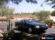 Mercedes-Benz: SL-Class SL 500 for Sale