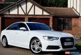 Classic 2014 Audi A6 Saloon 2.0 TDI S Line Multitronic 4dr for Sale