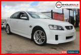 Classic 2007 Holden Commodore VE SV6 Sedan 4dr Spts Auto 5sp 3.6i White Automatic A for Sale