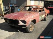 1967 Ford Mustang Base Fastback 2-Door for Sale