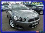 2012 Holden Barina TM Grey Automatic 6sp A Sedan for Sale