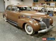 1940 Cadillac Other 4- door sedan for Sale