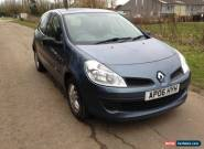 renault clio 1.2 3dr 2006 for Sale