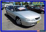 Classic 2002 Holden Commodore VY Acclaim Silver Automatic 4sp A Sedan for Sale