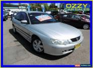 2002 Holden Commodore VY Acclaim Silver Automatic 4sp A Sedan for Sale