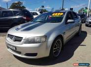 2006 Holden Commodore VE Omega V Silver Automatic 4sp A Sedan for Sale