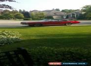 Oldsmobile: Cutlass for Sale