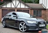 Classic 2013 Audi A6 Saloon 2.0 TDI S Line Multitronic 4dr for Sale