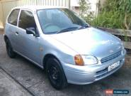 Toyota Starlet Life (1998) 3D Hatchback Automatic (1.3L - Multi Point F/INJ)... for Sale