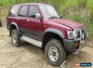 1992 Toyota Hilux Surf (like 4 runner) Holden petrol V6 conversion project for Sale