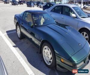 Classic 1995 Chevrolet Corvette Base Coupe 2 Door for Sale
