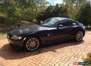 STUNNING BMW Z4 3.0si e86 ROADSTER HARDTOP for Sale