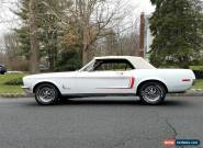 1968 Ford Mustang 2 DOOR CONVERTIBLE for Sale