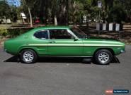 GT Ford Capri 1970 3000 V6  for Sale