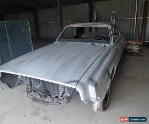 Classic 67 ford thunderbird for Sale