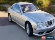 2003 Mercedes-Benz CL-Class Base Coupe 2-Door for Sale