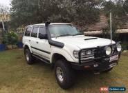 landcruiser 1991 80 series gxl factory turbo diesel 1HDT for Sale