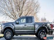 2017 Ford F-150 RAPTOR SUPERCAB for Sale