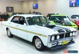 Classic 1972 Ford Falcon XY GT White Automatic 3sp A Sedan for Sale