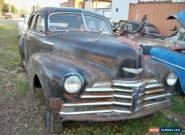 1948 Chevrolet Other 4door sedan for Sale