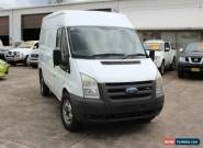 2008 Ford Transit VM White Manual 6sp M Van for Sale