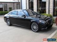 2014 Mercedes-Benz S-Class Base Sedan 4-Door for Sale
