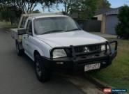 2005 Mitsubishi Triton 2.4L SINGLE CAB UTE VERY RELIABLE LOGBOOK for Sale