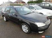 2004 54 FORD MONDEO GHIA TDCI ESTATE 6 SEED for Sale