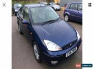 Ford Focus Ghia Saloon - 2.0 16v Petrol - Manual for Sale