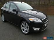 2010 Ford Mondeo 2.0 Tdci 140 BHP Zetec Full 12 month MOT, Service History,  for Sale
