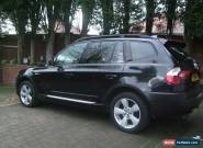 2004 FULL LOADED BMW X3 3.0 AUTOMATIC SPORT ESTATE for Sale