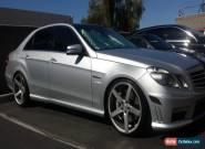 2010 Mercedes-Benz E-Class Base Sedan 4-Door for Sale