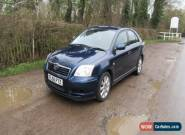 Toyota Avensis 2.0 D-4D T3-S for Sale