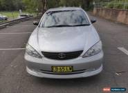 2004 Toyota Camry Altise for Sale