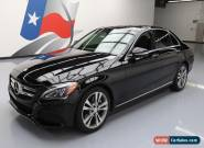 2015 Mercedes-Benz C-Class Base Sedan 4-Door for Sale