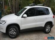 VW TIGUAN 125ST 4 X 4 manual for Sale